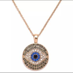 Jewelry - Evil eye Protection Necklace. Good vibes only